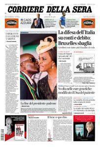 Corriere della Sera - 16 Novembre 2017
