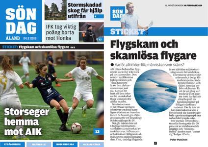 Ålandstidningen – 24 februari 2019