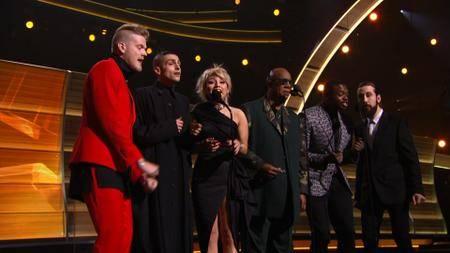 Stevie Wonder & Pentatonix - That's the Way of the World 2016 [HDTV 1080i]