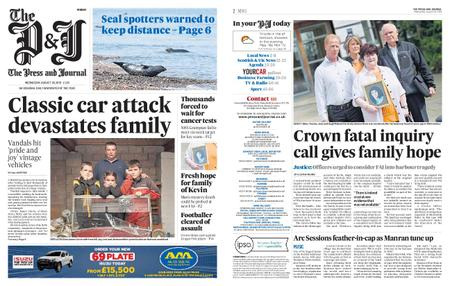 The Press and Journal Moray – August 28, 2019
