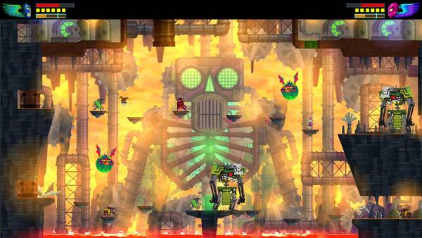 Guacamelee! Super Turbo Championship Edition (2014)