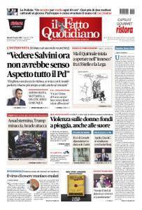 Il Fatto Quotidiano - 10 aprile 2018