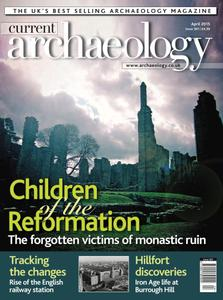 Current Archaeology - Issue 301