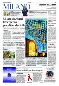 Corriere della Sera Milano – 06 dicembre 2019