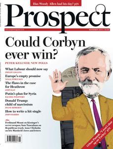 Prospect Magazine - November 2015