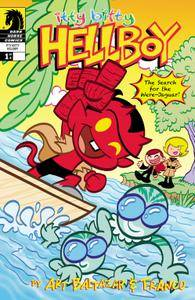 Itty Bitty Hellboy - The Search for the Were-Jaguar 01 of 04 2015 digital