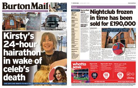 Burton Mail – March 03, 2020