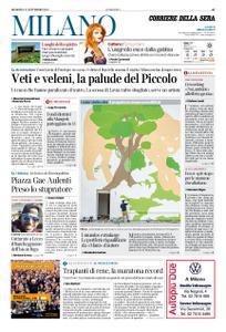 Corriere della Sera Milano – 27 settembre 2020