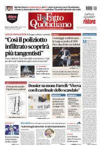 Il Fatto Quotidiano - 04 settembre 2018