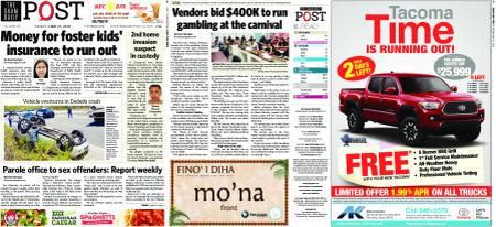 The Guam Daily Post – May 21, 2019