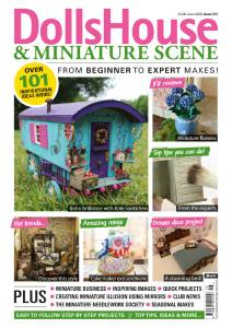 Dolls House & Miniature Scene - Issue 313 - June 2020