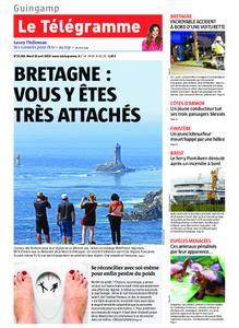 Le Télégramme Guingamp – 30 avril 2019