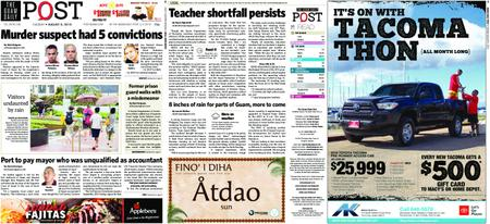 The Guam Daily Post – August 06, 2019