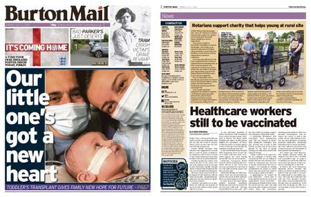 Burton Mail – July 02, 2021