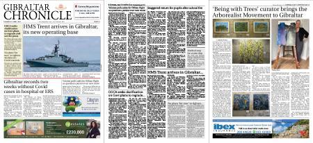 Gibraltar Chronicle – 06 April 2021
