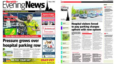 Norwich Evening News – May 21, 2019