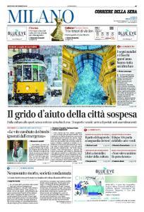 Corriere della Sera Milano – 03 dicembre 2020