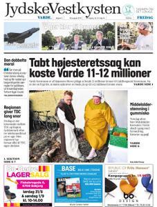 JydskeVestkysten Varde – 30. august 2019