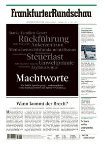 Frankfurter Rundschau Main-Taunus - 15. Januar 2019