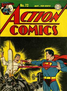 Action Comics 072 (1944-05)