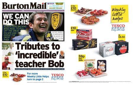 Burton Mail – May 03, 2018