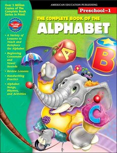 The Complete Book of the Alphabet (The Complete Book Series)