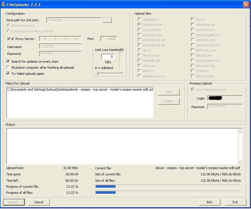 File Uploader 2.2.2