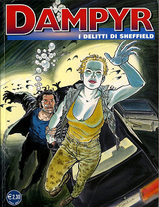 Dampyr - Volume 47 - I Delitti Di Sheffield