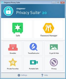 Steganos Privacy Suite 20.0.7 Rev 12472 Multilingual