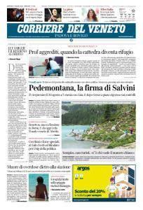 Corriere del Veneto Padova e Rovigo - 21 Agosto 2018