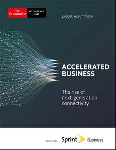 The Economist (Intelligence Unit) - Accelerated Business (2019)