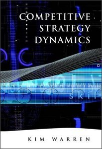 Competitive Strategy Dynamics (repost)