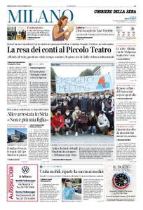 Corriere della Sera Milano – 30 settembre 2020
