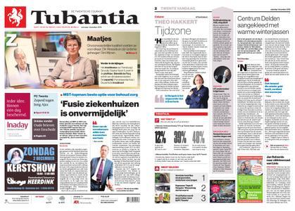 Tubantia - Enschede – 01 december 2018