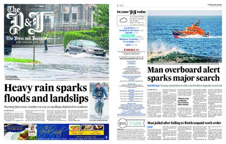 The Press and Journal Moray – August 08, 2019