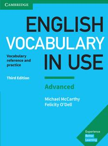 "Michael McCarthy, Felicity O'Dell, ""English Vocabulary in Use: Advanced"""