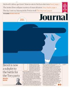 The Guardian e-paper Journal - May 23, 2019
