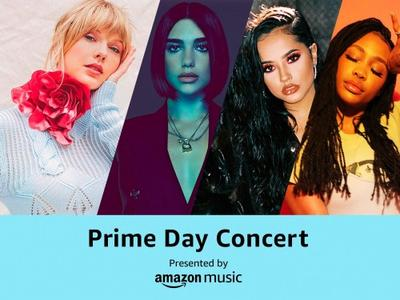 VA - Amazon Prime Day Concert (2019) [HDTV, 1080i]