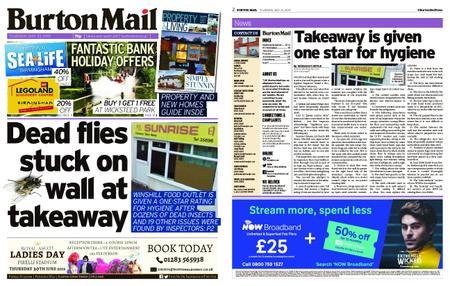 Burton Mail – May 23, 2019