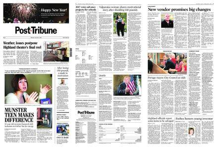 Post-Tribune – January 01, 2018