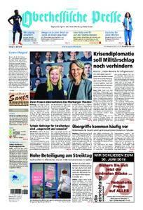 Oberhessische Presse Hinterland - 13. April 2018