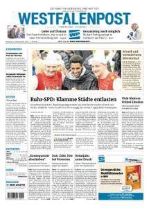 Westfalenpost Wetter - 02. Januar 2018