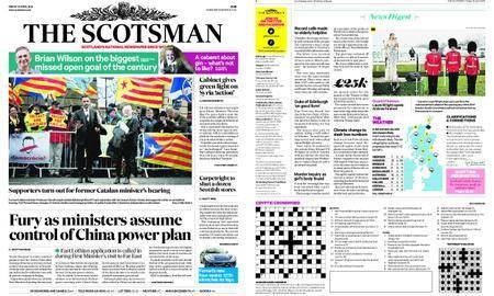 The Scotsman – April 13, 2018