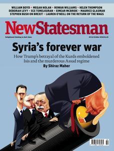 New Statesman - 18 - 24 October 2019