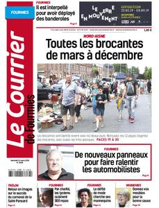 Le Courrier de Fourmies - 22 mars 2019