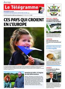 Le Télégramme Auray – 24 mai 2019