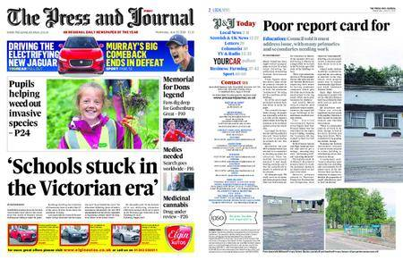 The Press and Journal Moray – June 20, 2018