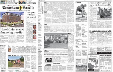 The Texarkana Gazette – May 24, 2019