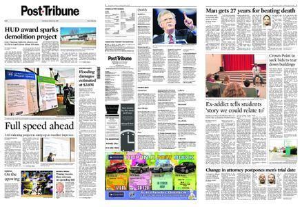 Post-Tribune – March 24, 2018