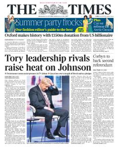 The Times - 19 June 2019